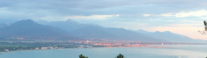 Gulf of La Spezia, Italy