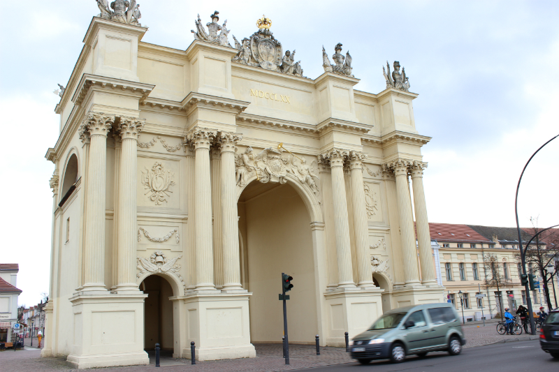 Gate of Potsdam, Germany