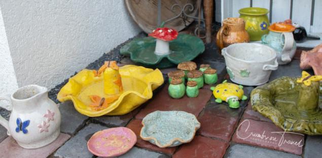 Pottery Class Workshop Lebenskunst Schwarzenbek - Results