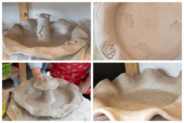 Pottery Class Workshop Lebenskunst Schwarzenbek