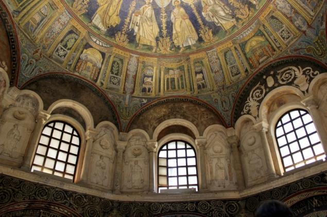 Baptistery of Neon, Ravenna, Emilia-Romagna, Italy