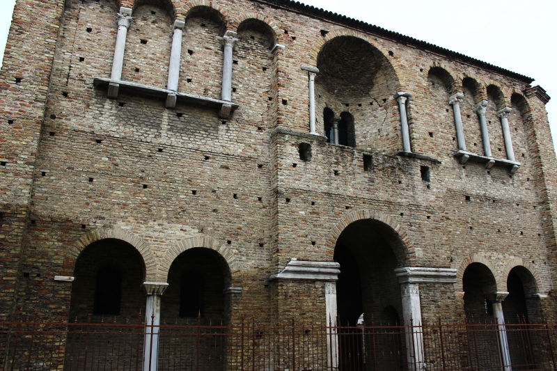 Palace of Theoderic the Great in Ravenna