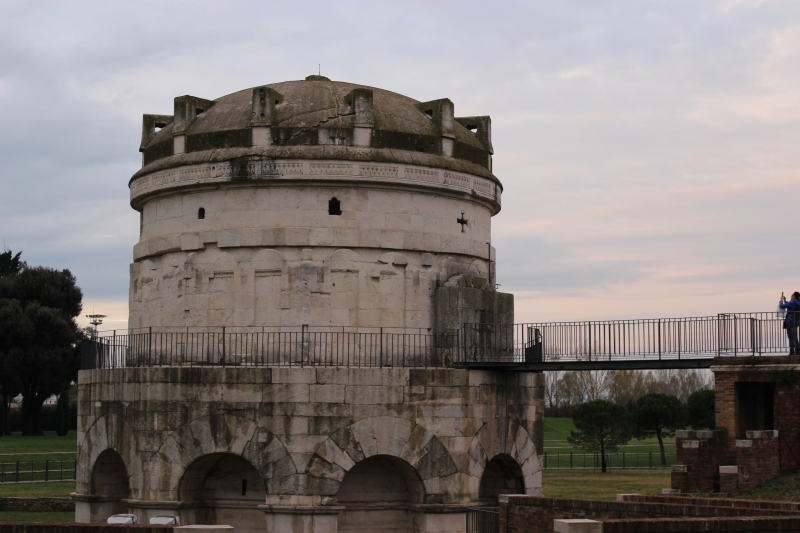 Mausoleum of Theoderic the Great in Ravenna