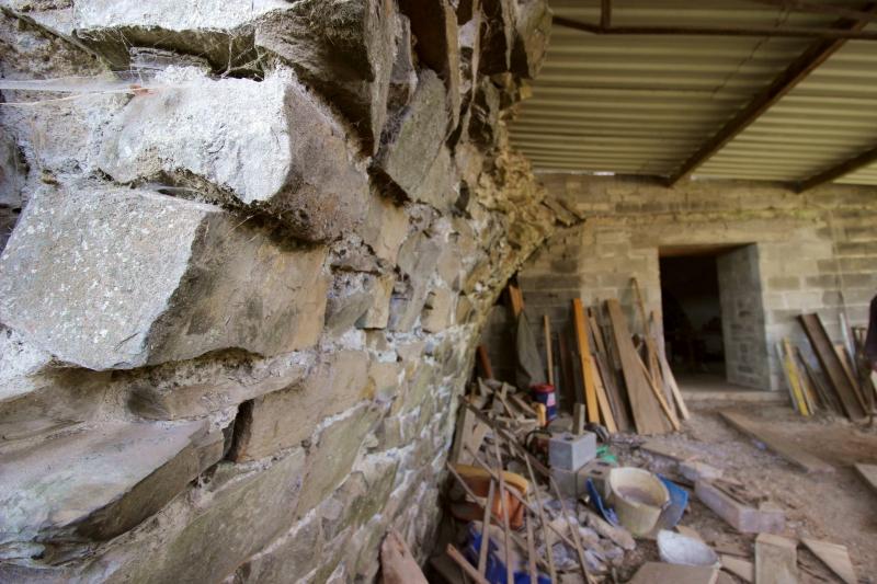Inside the castle of Riverstown/Killmessan, County Meath/Ireland4