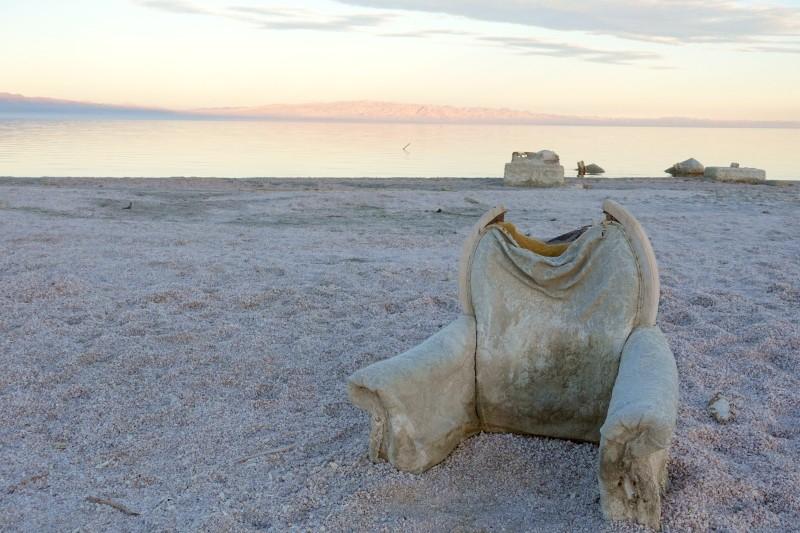 Salton Sea, California/USA
