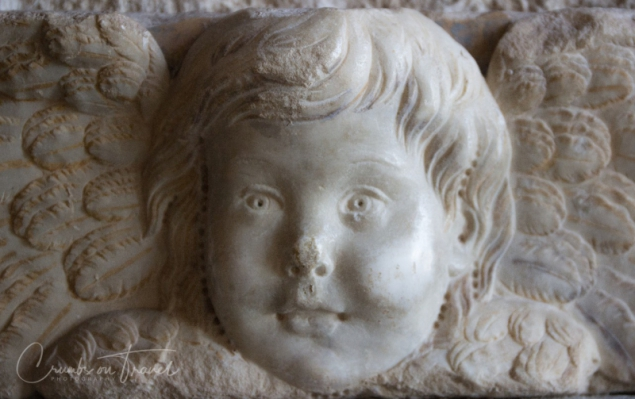 In the Civic Museum of the Torre Grossa of San Gimignano, Tuscany/Ita