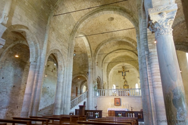 Cathedral of San Leo, Emilia-Romagna/Italy