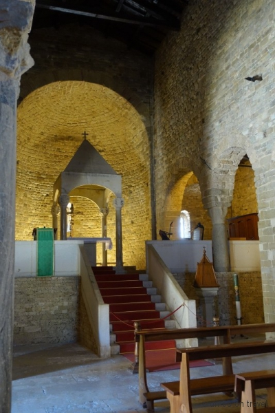 Pieve di Santa Maria Assunta, San Leo, Emilia-Romagna/Italy