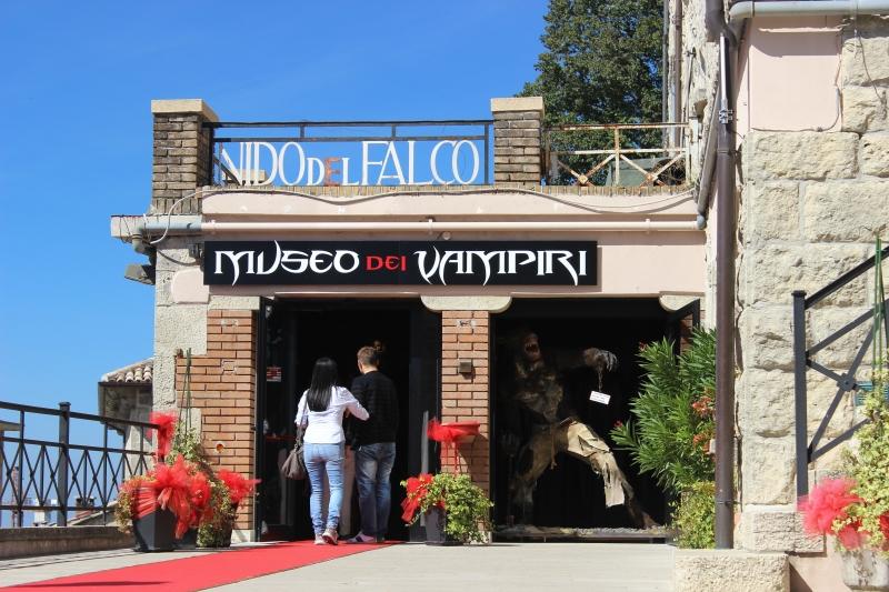 Vampire museum, San Marino