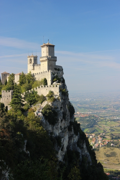 The First Castel, San Marino