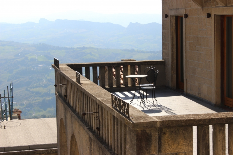 Terrace, San Marino