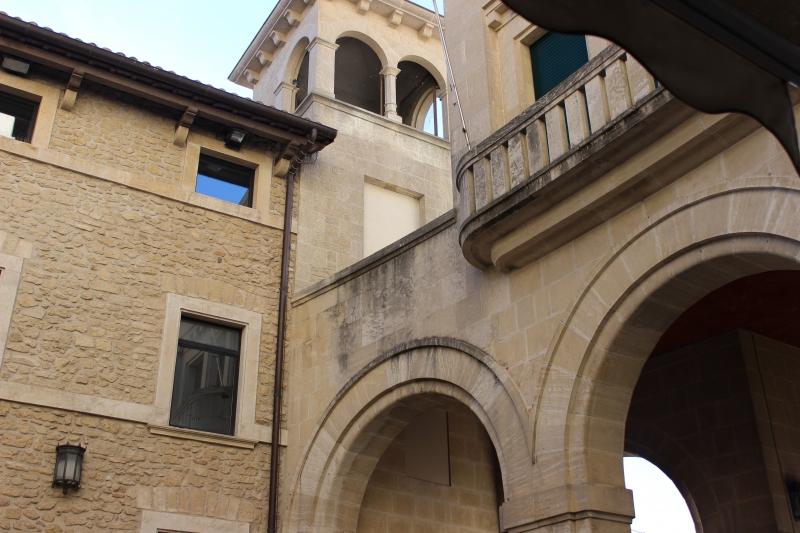 Architecture, San Marino