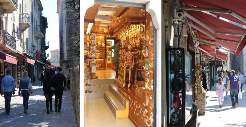 Streetviews, San Marino