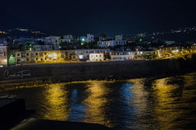Night view on Forio d'Ischia/NA