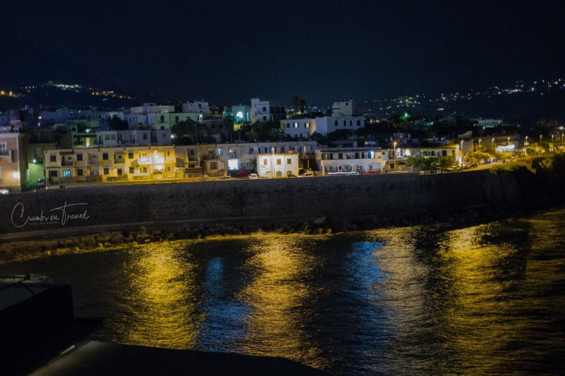 Night view on Forio d'Ischia/NA