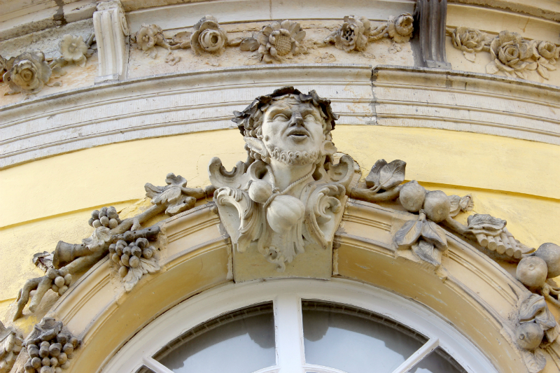 Details, Sanssoucis, Potsdam, Germany