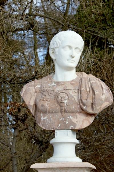 Sculptore, Sanssoucis, Potsdam, Germany