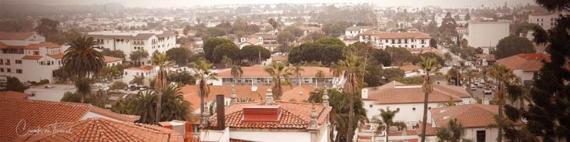 Sightseeing in Santa Barbara