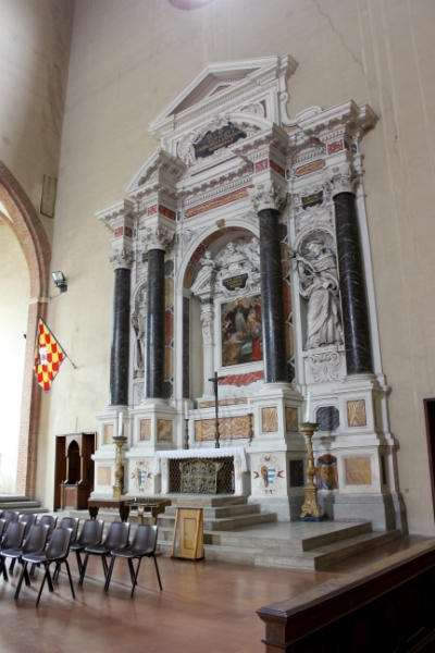 Santuary of St. Catherine of Siena, Italy