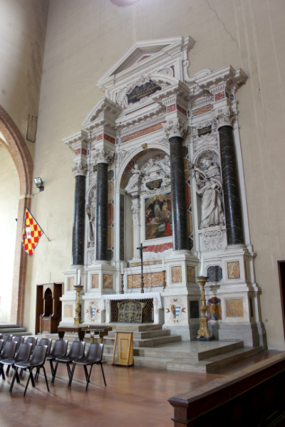 Santuary of St. Catherine of Siena, Italy