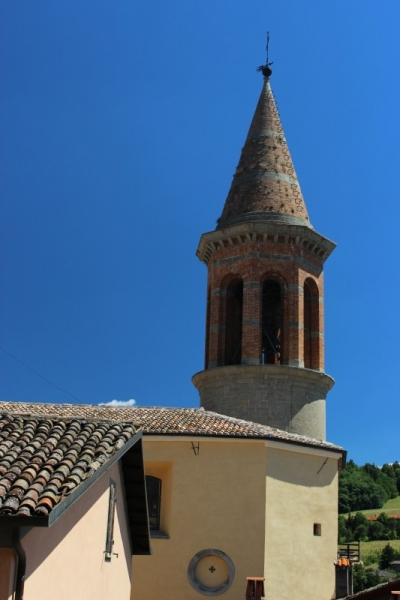 Belltower, Sant'Agata Feltria, Emiglia-Romagna/Italy