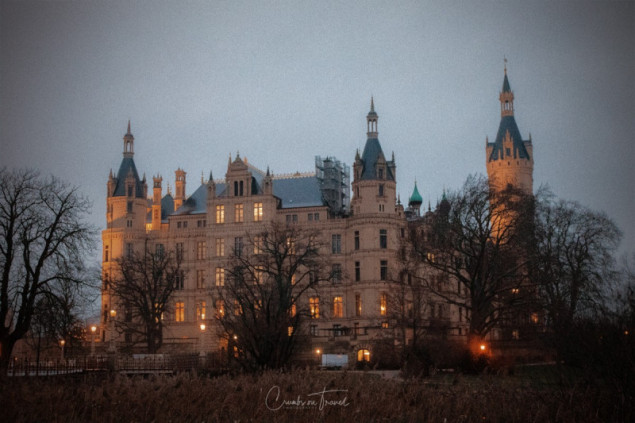 Impressions of inside the Castle of Schwerin