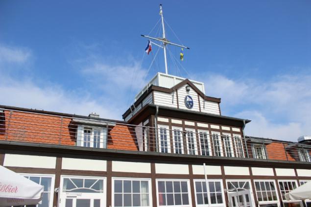 Sails club Schwerin, Germany