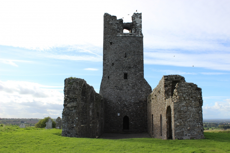 Hill of Scryne, County Meath/Ireland