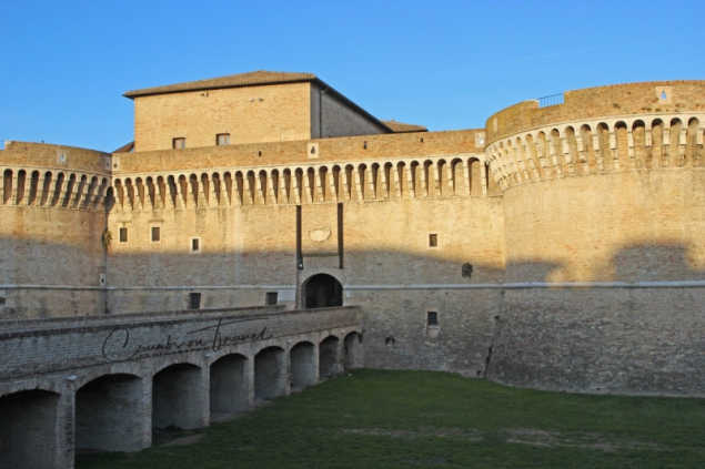 Castle, Senigallia, Le Marche/Italy