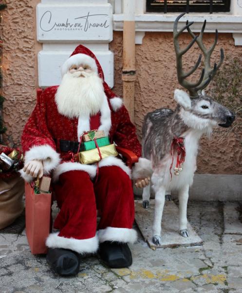 Santa in Senigallia, Le Marche/Italy