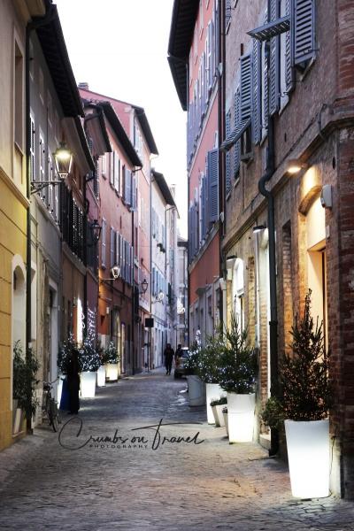Xmas walk Senigallia, Le Marche/Italy