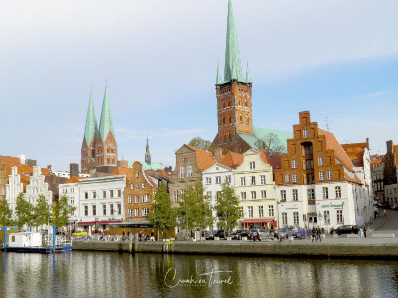 Sightseeing in Lübeck