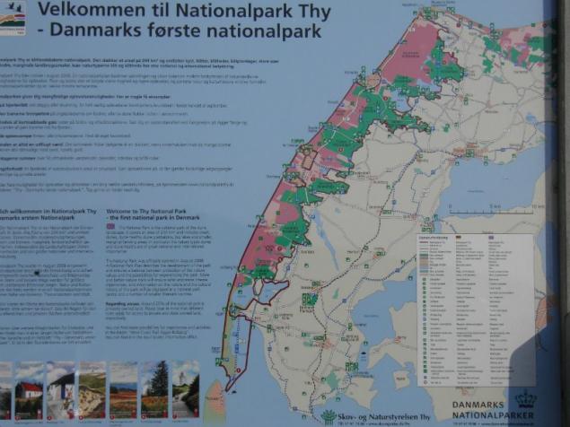 Grenen, Nationalpark Thys, Denmark