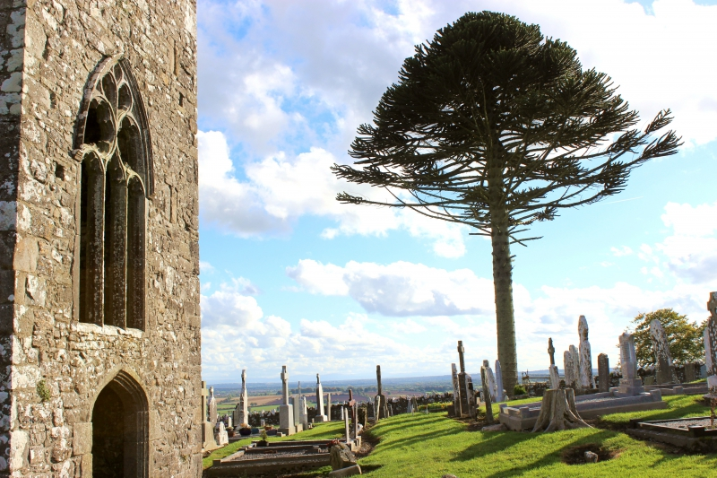 Hill of Slane, County Meath/Ireland