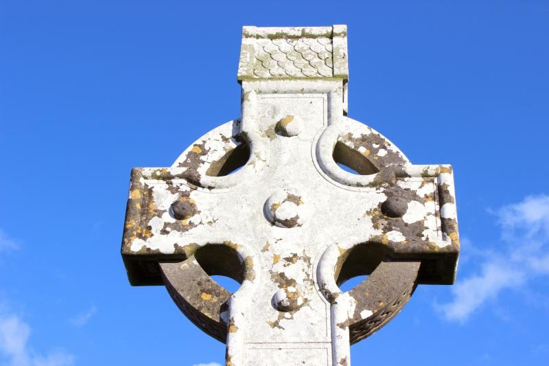 Hill of Slane, County Meath/Ireland