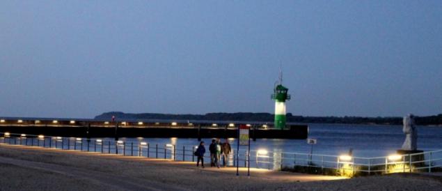 Lighthouse in Travemunde/Germany