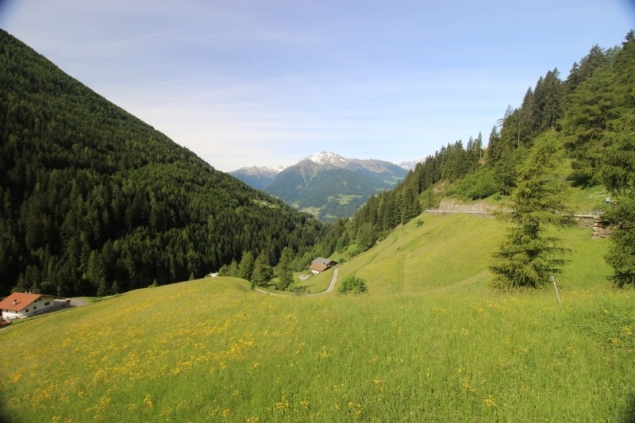 Landscape of South Tyrol/Italy