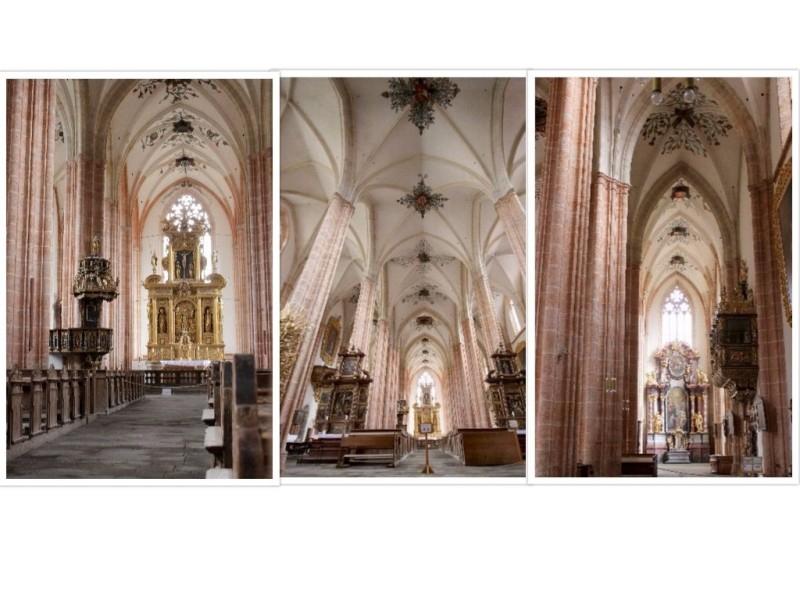 Cistercian monastery in Neuberg an der Mürz, Styria/Austria