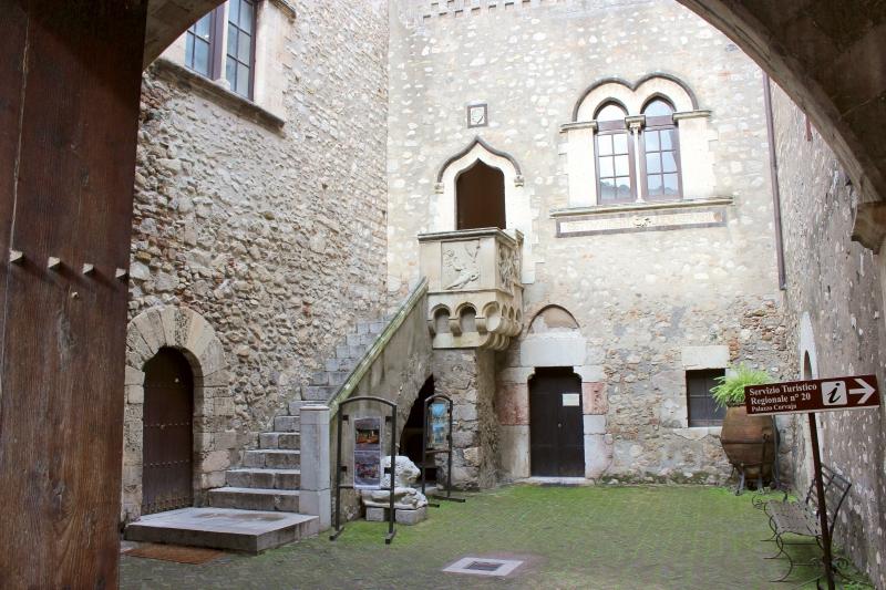 Palazzo Corvaja in Taormina, Sicily/Italy