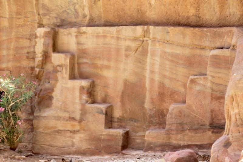 Architecture, Petra, Jordan