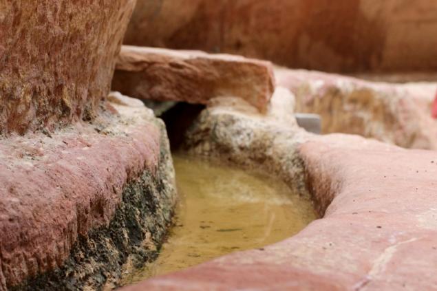 Aqueduct of Petra, Jordan