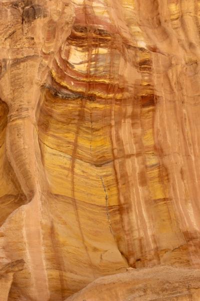 Colors of Petra, Jordan