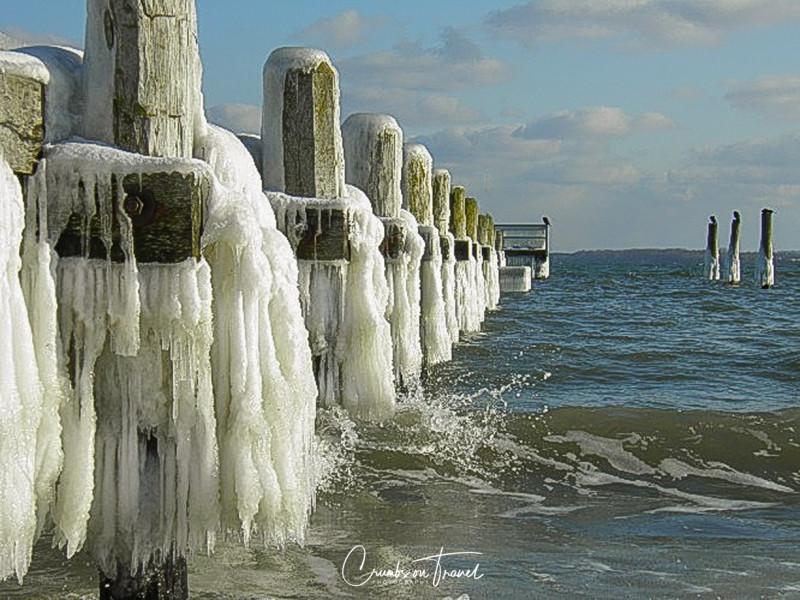 Winter in Travemünde