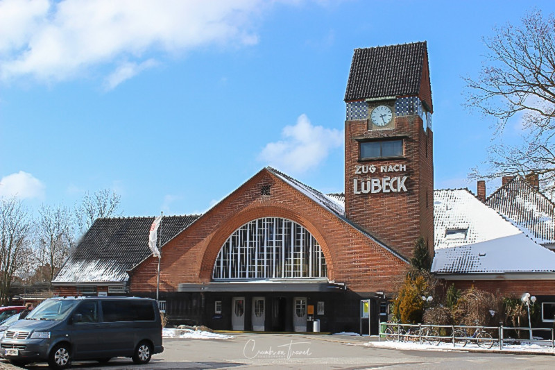 Strandbahnhof Travemünde