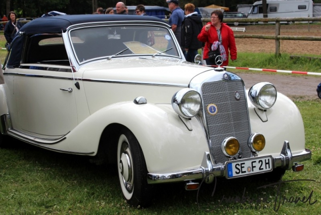 Antique car show 2017, Travethal, Schleswig-Holstein/Germany