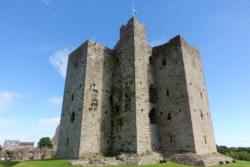 The Keep of Trim Castle, Trim, Co Meath/Ireland