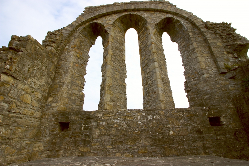The Priory of St. John in Trim, County Meath/Ireland