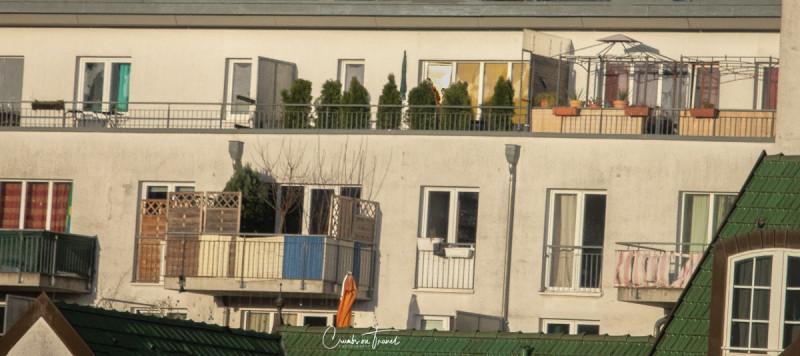 Balkonia, Urban Hamburg