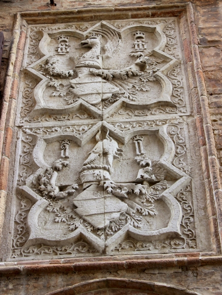 Emblems of Urbino, Le Marche/Italy