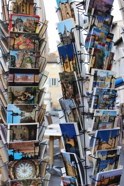 Postcards of Urbino, Le Marche/Italy